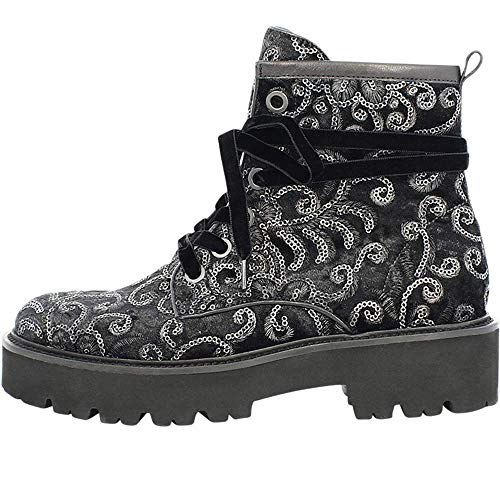 Kennel & Schmenger Boots 81.30160 Baroque Velvet Black (4.5)