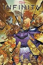Infinity 01 Humberto Ramos avec coffret de Jonathan Hickman