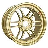 18x8.5 Enkei RPF1 Gold Rim Offset(40) Lug(5x114.3) Bore(73) 1 Wheel -- 3798856540GG