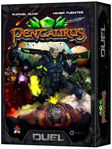 Amphora Games- Pentaurus: Duel (AMPPENTAU01) , color/modelo surtido