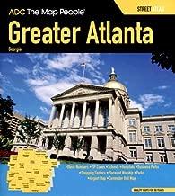 ADC The Map People Greater Atlanta, Georgia Street Atlas