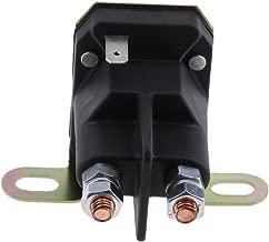40.8mm vap26 5 Broches avec Cl/é Tracteur Tondeuse Universel Interrupteur D/émarreur Allumage pour Craftsman 1.61inches Diameter Argent