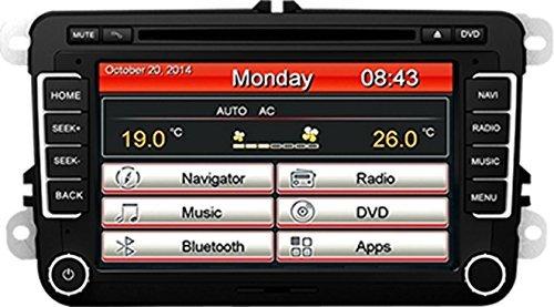 EASINAV Drive Navigationssystem für VW Modelle DAB+ / Truck Software