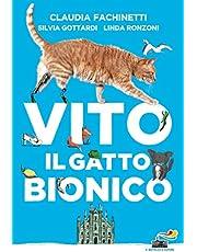 Vito il gatto bionico (Il battello a vapore. One shot)