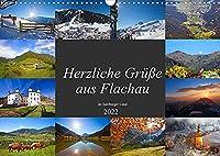 Herzliche Gruesse aus Flachau (Wandkalender 2022 DIN A3 quer): Die schoensten Impressionen in Flachau (Monatskalender, 14 Seiten )