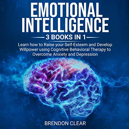 『Emotional Intelligence: 3 Books in 1』のカバーアート