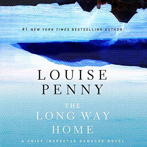Page de couverture de The Long Way Home