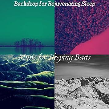 Backdrop for Rejuvenating Sleep
