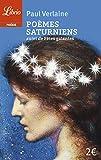 Poèmes saturniens - Suivi de Fêtes galantes - Librio - 12/07/2004