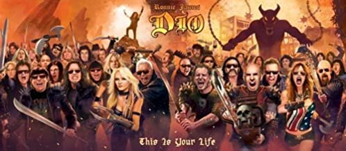 Ronnie James Dio-This Is Your Life / Various