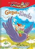 Girgel und Klecks - g und k spielend sprechen lernen: Lesezug 1. Klasse Vor- und Mitlesen