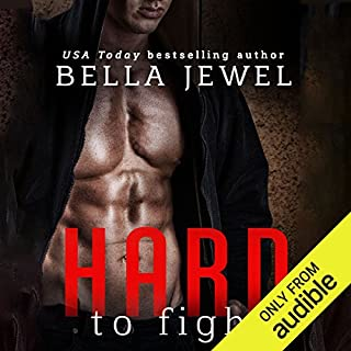 Hard to Fight audiobook cover art