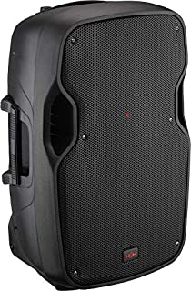 scheda vector by hh electronics - vre-12ag2 - portable 800w 12 inch 2-way active speaker with 2 ch mixer, bluetooth v5.0, sd & usb