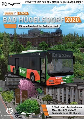 OMSI 2 - AddOn Bad Hügelsdorf 2020