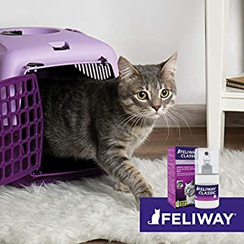 CEVA Feliway Spray Transport FL Nu pour Chat