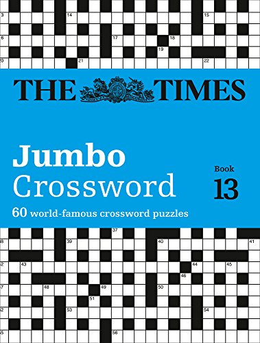 The Times Mind Games: Times 2 Jumbo Crossword Book 13