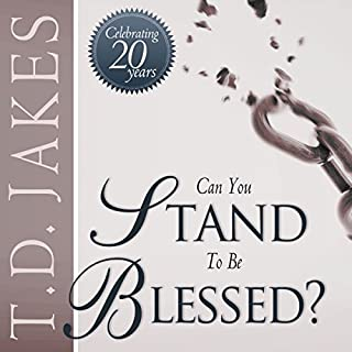 Can You Stand to Be Blessed? cover art