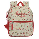 Pepe Jeans Joseline Zaino Casual 28 centimeters 6.72 Multicolore (Multicolor)