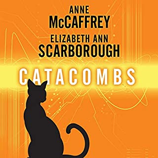 Catacombs audiobook cover art