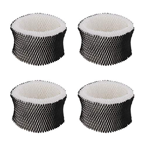 4 Pack of Humidifier Replacement Filter A for Holmes & Sunbeam Humidifier -Replaces HWF62 HWF62CS HWF62D SF212 Filter -Fits Humidifier Models SCM1100, SCM1701, SCM1762, HF212, HLS140, HM1230, HM1280