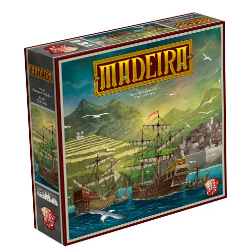 Huch & Friends 380036 - Strategiespiel Madeira