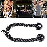 RUIMI 1 PCS Cuerda de Tensión,bíceps Tríceps Muscle Fitness Push Push Press Cable,Banda de Resistencia Cuerda Fitness Push Pull Press Banda de Cable,para Pilates,Gimnasio,Yoga