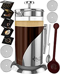 The Best French Press Coffee Maker Reviews Soloespressonet