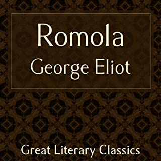 Romola cover art