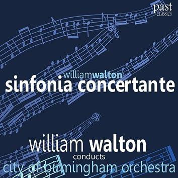 Walton: Sinfonia Concertante for Orchestra With Piano Obbligato