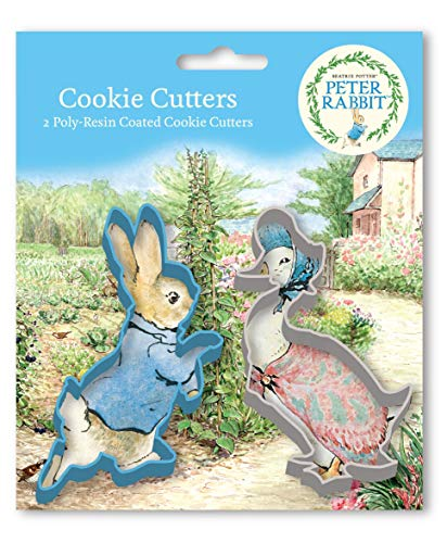 CREATIVE PARTY Peter Rabbit Cookie Cutter Set