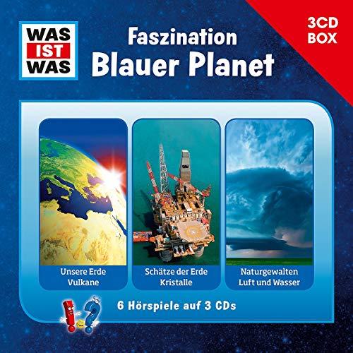 Was Ist Was 3-CD Hörspielbox Vol.9-Blauer Planet