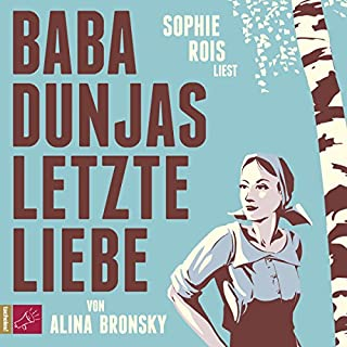Baba Dunjas letzte Liebe audiobook cover art