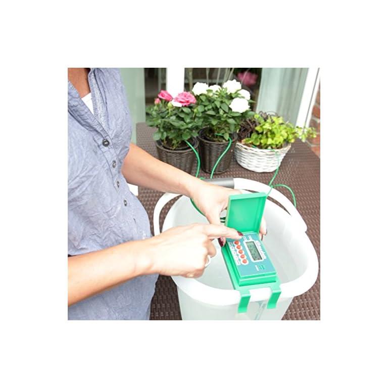 Ultranatura-Bewaesserungsanlage-automatisch-und-einfach-per-LCD-Anzeige-zu-bedienen-automatische-Bewaesserung-fuer-bis-zu-10-Zimmerpflanzen-mit-Wasserpumpe-ideal-als-Urlaubsbewaesserungssystem