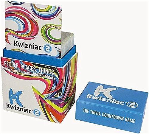 Brand Cafe 1262 Kwizniac Kidz Board Game by Cafe 6