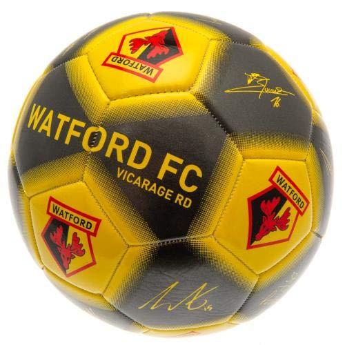 Watford FC Football Signature Official Merchandise