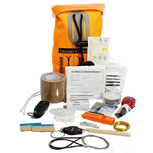 Survival Kit BCB Wasserdicht / Waterproof FAK Erste-Hilfe-Kit First Aid Kit