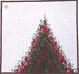 Grizzly Gulch Gallery Christmas Stardust Bargello Quilt as You Go Quilt Pattern