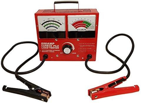 Carbon Pile Load Tester 12V Battery Test Testing Alternator Starter Regulator