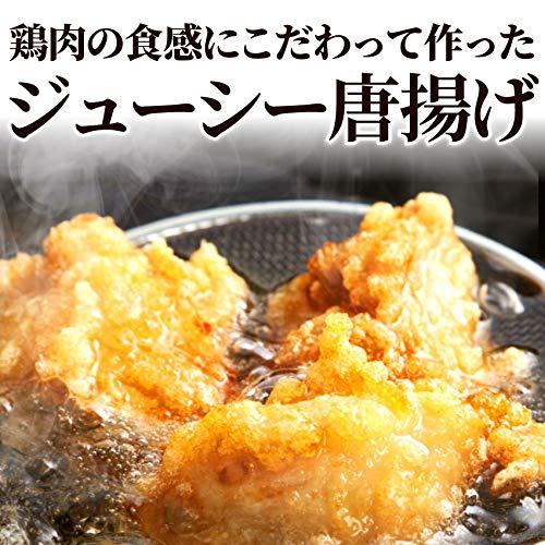 鶏の唐揚げ メガ盛り 5kg (1kg×5袋)(レンジでOK・揚げたら尚美味しい) 《*冷凍便》