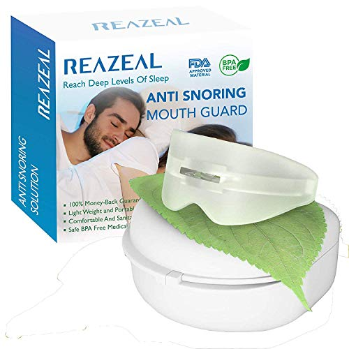 Snoring Solution Anti Snoring Devices Most-Effective/Easy Professional Snore Stopper Sleep Aids for Men Women