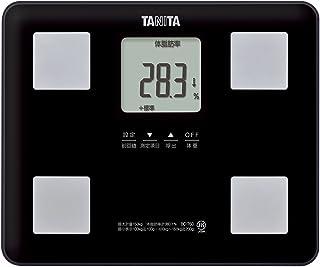 タニタ 体組成計 BC-760-BK(ブラック) 乗るピタ機能で簡単測定/マイサポ機能で測定応援