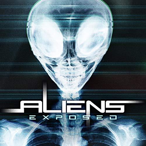Aliens Exposed audiobook cover art