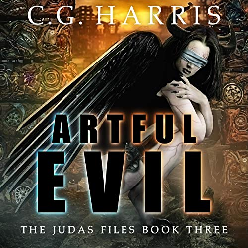 Artful Evil Audiobook By C.G. Harris cover art