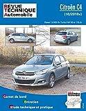 E.T.A.I - Revue Technique Automobile B759 - CITROEN C4 II - 2010 à 2015 - Diesel