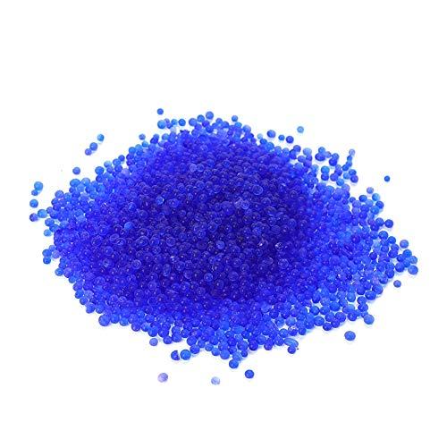 Gel de sílice que cambia de color Desecante Perlas a prueba de humedad Caja de secado de absorción de humedad