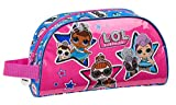 Lol Surprise Together Neceser, Bolsa de Aseo Adaptable a Carro, Multicolor