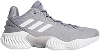 adidas Mens Pro Bounce 2018 Low Pro Bounce 2018