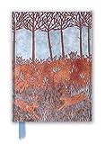 Janine Partington: Copper Foil Spring Rabbits (Foiled Journal) (Flame Tree Notebooks)