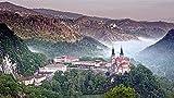JTQMDD Rompecabezas Asturias España Ridge Picos De Europa DIY Puzzle 1000 Piezas, Puzzle para Juguetes para Niños Adultos Juego De Juguete (75x50cm)
