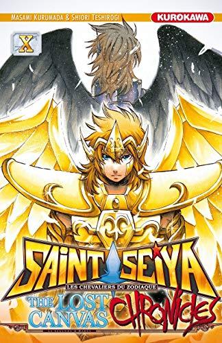 Saint Seiya - Les Chevaliers du Zodiaque - The Lost Canvas - La Légende d'Hadès - Chronicles - tome 10 (10)